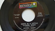 """MAMA CASS - Move In A Little Closer, Baby / All For Me 1969 MAMAS and PAPAS 7"""""""