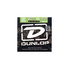 Cordes basses Dunlop Nickel pour guitare et basse