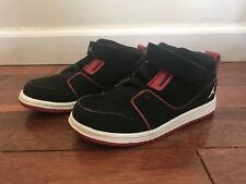 Nike Jordans Toddler 10c 631786-002 Black Red White