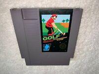 Golf (Nintendo Entertainment System, 1985) NES Game Cartridge Vr Nice!