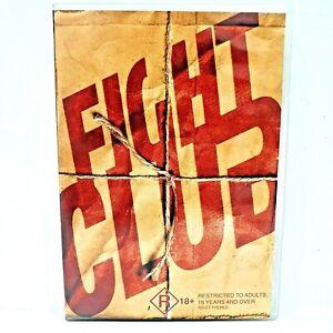 Fight Club (DVD, Region 4, 1999) 2 Disc Special Edition