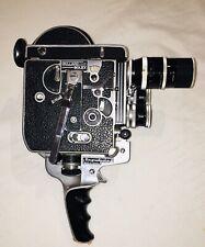 Paillard Bolex H16 REFLEX Triple Turret Camera inc.4x Switar/Pizar Lenses