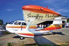 Republic RC-3 Seabee - Greenville Seaplane Fly-In - Moosehead Lake Maine - photo