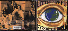 Little Egypt CD Eyes of the World (Francis rossis Sons)