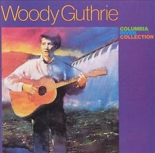 Columbia River Collection by Woody Guthrie (CD, Aug-1988)