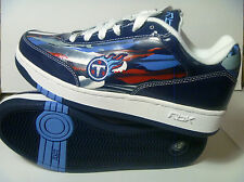 c708bf649124 Tennessee Titans Reebok Recline Paint Shoes -Mens Size 9 NFL Sneakers