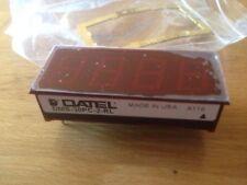 Digital Panel Voltmeter  DATEL  DMS-30PC-2-RL