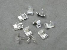 Viper HO Slot Car Parts - Pickup Shoe Hanger Lot of 5 Sets - Silver Plated - NEW