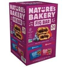 Nature's Bakery 1501600250 Fig Bar Variety Pack - 24 Count
