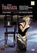 Natalie Dessay/Charles Castron - Verdi: La Traviata (NEW DVD)