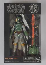 "NEW HOT New Star wars the Black Series 6"" Action Figure Boba Fett  HJH"