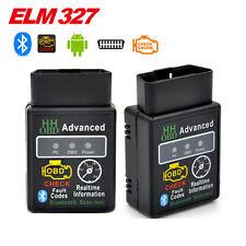 2018 ELM327 HH ODB/ODB2 V2.1 Advanced Bluetooth Car Auto Diagnostic Scanner Tool