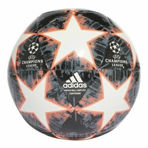 adidas finale 18 Capitano white / black / red SIZE 3 Soccer Ball - (CW4127) NEW