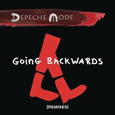 """Depeche Mode - Going Backwards - New Double Black Vinyl 12"""" - Pre Order - 15/9"""