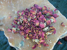 Rose buds and petals herbs spells Spell Supplies Incense witchcraft