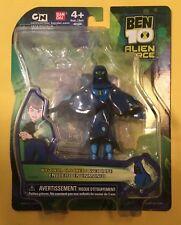 BEN 10 BIG CHILL CLOAK Alien Force Collection Action Figure Tennyson 2010 Bandai