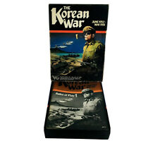 Victory Wargame The Korean War Partially UNPUNCHED Complete 1986 VG+
