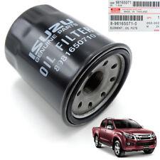 Genuine Engine Oil Fuel Filter Black For Isuzu Dmax D-Max Pickup 2012 2018