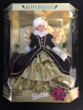 1996 Holiday Barbie,  NIB