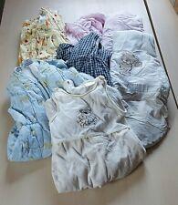 7 Babyschlafsäcke 74cm /80cm