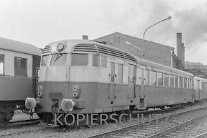 Original Negativ Triebwagen VT92 TWE, 28.09.1966