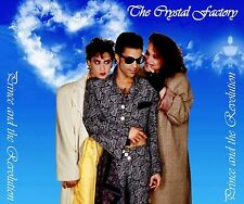 Prince - The Crystal Factory 3-CD  Dream Factory / Crystal Ball / Camille 4Ever