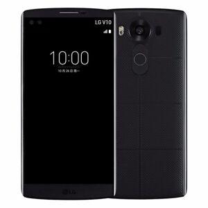 "Original Unlocked LG V10 H961 Dual Simcard 64GB 16MP 5.7""4GB 4G LTE Smartphone"