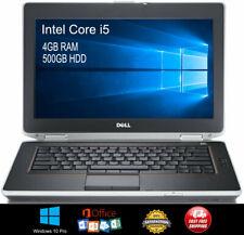 Dell Latitude E6420 Laptop Intel core i5 (4GB Ram 500GB HDD) HDMI / WIFI/ Win 10
