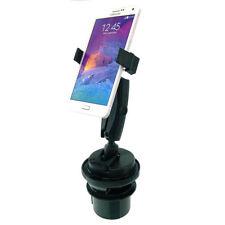 Supports de GPS noirs Samsung Galaxy Note pour téléphone mobile et PDA