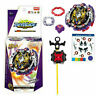 Beyblade BURST B-125 01: Dead Hades 11Turn Zephyr' with Launcher Toy Gift