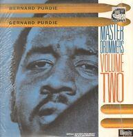 Bernard Purdie – Master Drummers VOLUME Two - Ubiquity – Urlp 010 - USA 1996