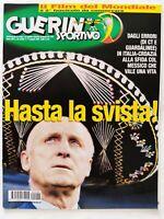 GUERIN SPORTIVO 24-2002 TRAPATTONI WORLD CUP GIAPPONE-SUD COREA