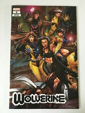 WOLVERINE #5 UNKNOWN COMICS MICO SUAYAN EXCLUSIVE FULL VIRGIN