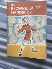 Vintage Brownie Guide Handbook