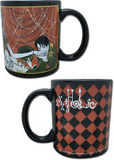 XXXHolic Yuuko and Kimihiro Coffee Mug Up Anime Manga NEW