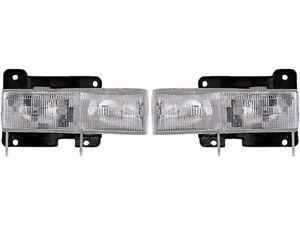 For 1992-1999 GMC K1500 Suburban Headlight Assembly Dorman 73925NM 1997 1993
