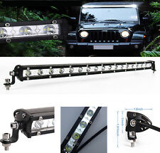 "Super Bright Universal 21"" 54W LED Work Light Bar Spot Beam Driving Lamp"