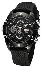 HD 1080P Spy Watch Camera Replaceable Battery Night Vision Auto Waterproof OU