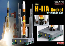 Dragon Space Collection 56327 1:400 H-IIA + Launch Pad