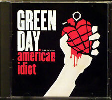 American Idiot [PA] by Green Day (CD, Sep-2004, Reprise (USA))