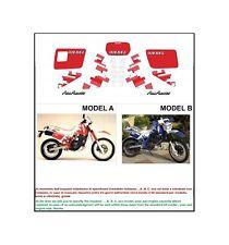 kit adesivi stickers compatibili dr 650 r 1991 djebel
