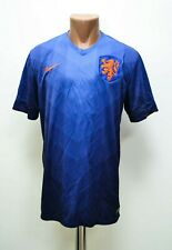 Netherlands Official Soccer Away Jersey 2014 World Cup Nike Large 4.5 / 5