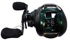 mulinello rotante bait casting c8s da pesca luccio black bass spigola tp