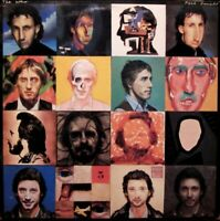 The Who ‎– Face Dances vinyl LP- Warner Bros Terre haute Pressing Ex 1980 Club