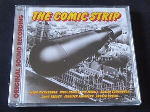 The Comic Strip - Original Sound Recording (CD) RIK MAYALL ADE EDMONDSON