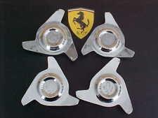 Ferrari 365 Wheel Knock Off Nuts_42 Rudge 246_275_512BB_Daytona_GTC_BBi_GTB4_OEM