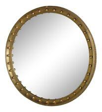 36115: Friedman Brothers #6883 Convex Glass Federal Mirror ~ New