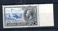 Cayman Islands 1935 KGV 2/- SG105 mint MNH (scarce unmounted) WS19451