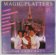 Tour Eiffell 33 tours Magic Platters The come back
