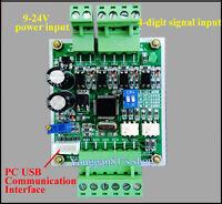 9~24V DC Stepper Motor Speed Controller Regler Regulator Pulse Signal Generator